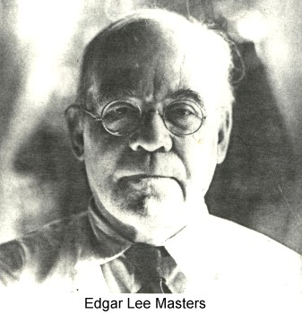 Edgar Lee Masters writing style